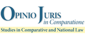 Opinio Juris in Comparatio